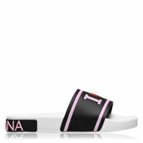 Dolce and Gabbana Logo Sliders