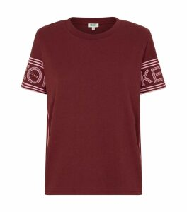 Logo-Sleeve T-Shirt
