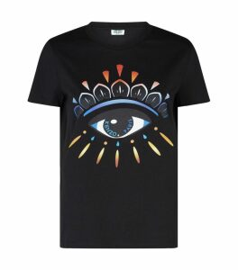Multicoloured Eye T-Shirt