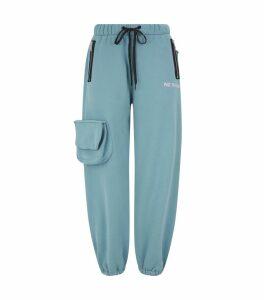Patch Pocket Jersey Sweatpants