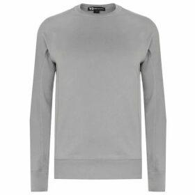 Y3 3 Stripe Classic Sweatshirt