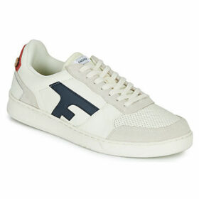 Faguo  HAZEL LEATHER  women's Shoes (Trainers) in White