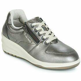 TBS  DANZIPS  women's Shoes (Trainers) in Silver