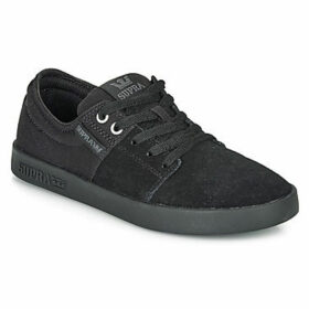 Supra  STACKS II  women's Shoes (Trainers) in Black