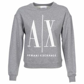 Armani Exchange  8NYM02-YJ68Z-3932  women's Sweatshirt in Grey