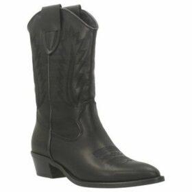 Alpe  4375 03  women's High Boots in Black