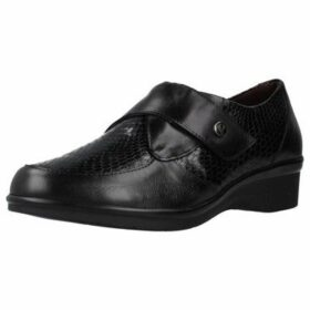 Pitillos  5714P  women's Loafers / Casual Shoes in Black