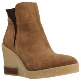 Alpe  4495 11  women's Low Ankle Boots in Brown