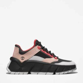 Timberland Tillston Zip Up Ankle Boot For Women In Burgundy Burgundy, Size 4