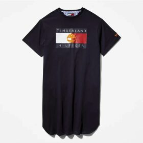 Timberland Tillston Ankle Boot For Women In Black Black, Size 9