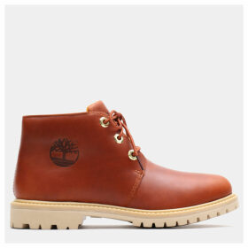 Timberland Nellie Logo Chukka For Women In Brown Brown, Size 9
