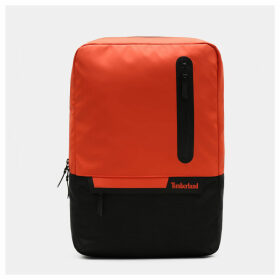 Timberland Canfield Backpack In Orange Orange Unisex, Size ONE