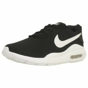 Nike  WMNS  AIR MAX OKETO SU1  women's Shoes (Trainers) in Black