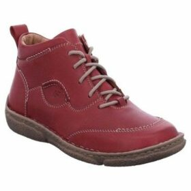 Josef Seibel  Neele 34 Womens Ankle Boots  women's Mid Boots in Red