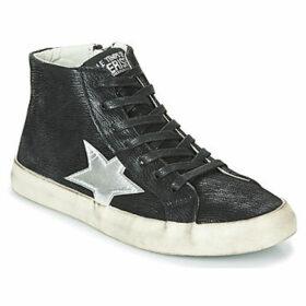 Le Temps des Cerises  CITY  women's Shoes (High-top Trainers) in Black