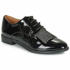 Moony Mood  FLORITO  women's Casual Shoes in Black