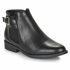 Moony Mood  FABELLA  women's Mid Boots in Black