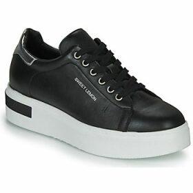 Sweet Lemon  BISTROT  women's Shoes (Trainers) in Black