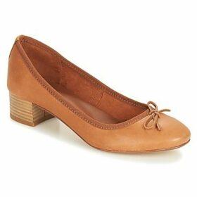 André  POETESSE  women's Shoes (Pumps / Ballerinas) in Brown