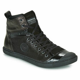Pataugas  BANJOU  women's Shoes (High-top Trainers) in Black