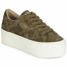 No Name  SPICE SNEAKER  women's Shoes (Trainers) in Brown