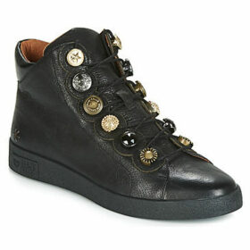 Mam'Zelle  BADIA  women's Shoes (High-top Trainers) in Black