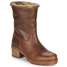 Panama Jack  PIOLA  women's Low Ankle Boots in Brown