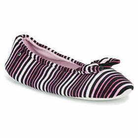 Isotoner  97205  women's Slippers in Purple