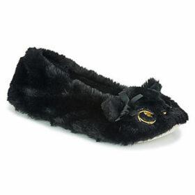Isotoner  97222  women's Slippers in Black