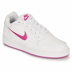 Nike  EBERNON LOW W  women's Shoes (Trainers) in White