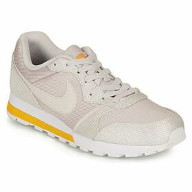 Nike  MD RUNNER 2 SE W  women's Shoes (Trainers) in Grey