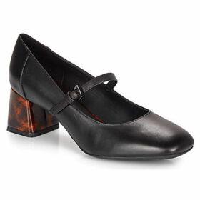Geox  D SEYLA  women's Court Shoes in Black
