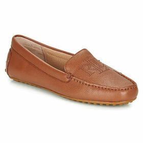 Lauren Ralph Lauren  BARTLETT  women's Loafers / Casual Shoes in Brown