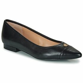 Lauren Ralph Lauren  HALENA II  women's Shoes (Pumps / Ballerinas) in Black