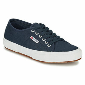 Superga  2750-COTU CLASSIC  women's Shoes (Trainers) in multicolour