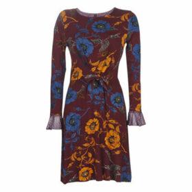 Smash  GALILEA  women's Dress in Multicolour
