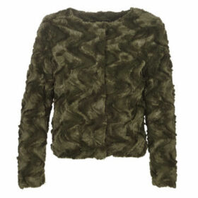 Vero Moda  VMCURL  women's Jacket in Kaki