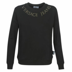Versace Jeans Couture  LADY LIGHT SWEATER UDP310  women's Sweatshirt in Black