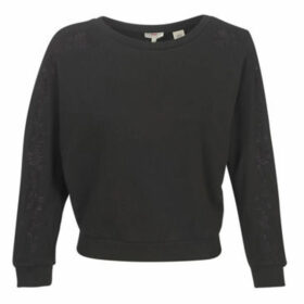 Levis  NATALIE CREW  women's Sweatshirt in Black
