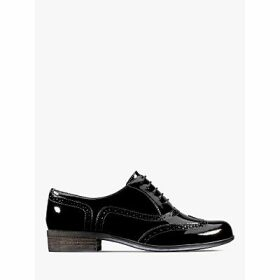Clarks Hamble Leather Lace Up Brogues