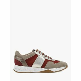 Geox Women's Suzzie Lace Up Trainers
