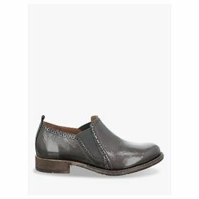 Josef Seibel Sienna 91 Leather Brogues, Grey