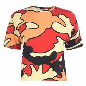 Kendall and Kylie Camo Tee LdsC99