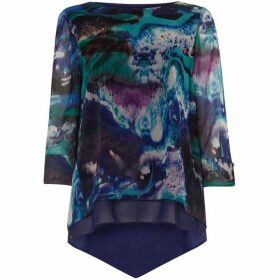 Phase Eight Ariel Print Blouse