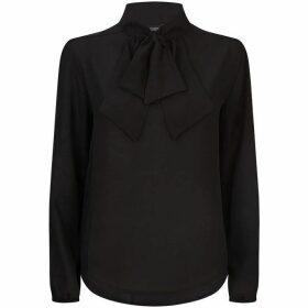 James Lakeland Bow Neck Shirt