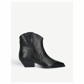 Dewina leather boots