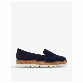 Gasp flatform slipper cut loafers