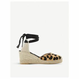 Kasey espadrille canvas sandals