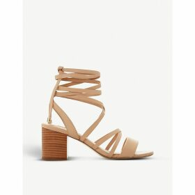 Ivanni strappy heeled sandals