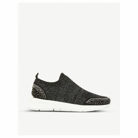 Elki knitted trainers
